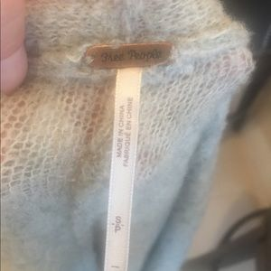 Free People Sweaters - Free People Open Front Cardigan